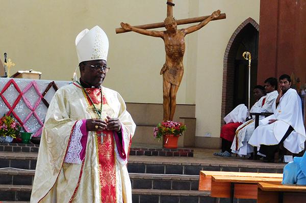 Bishop's-address